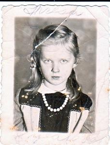 Theresa Stasas 1950