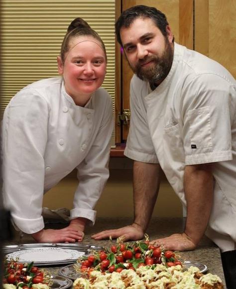 Mike and Jennifer
