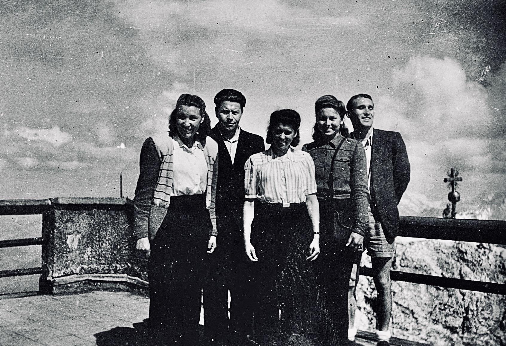MOM ALPS 1947